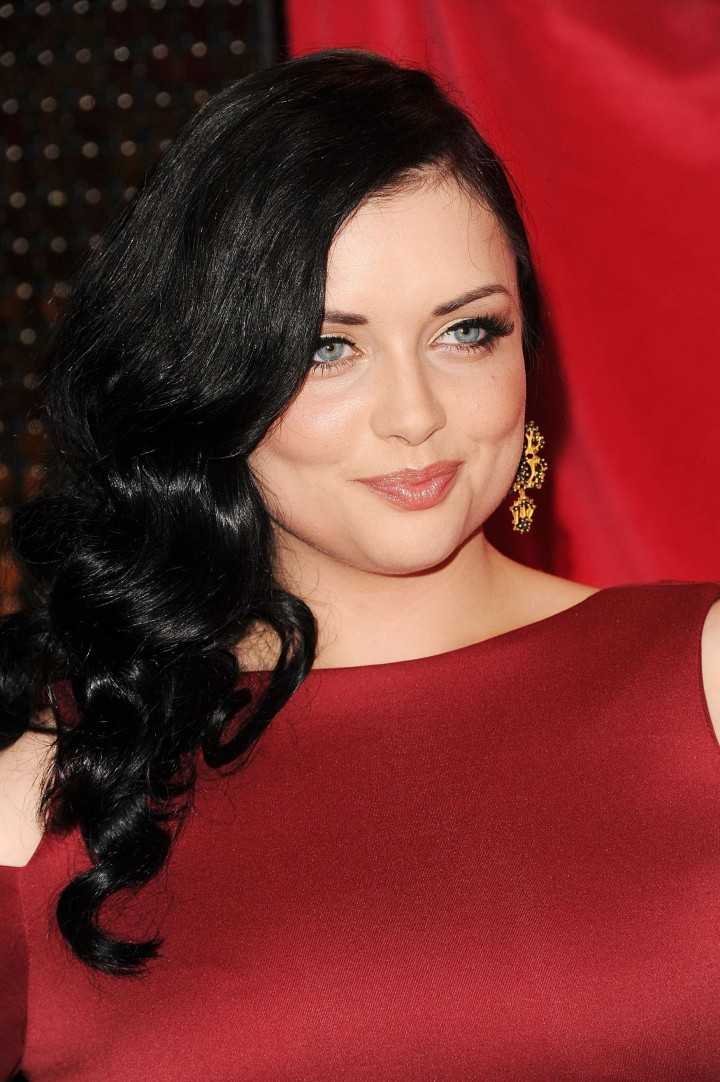 Shona McGarty: British Soap Awards 2014 -06