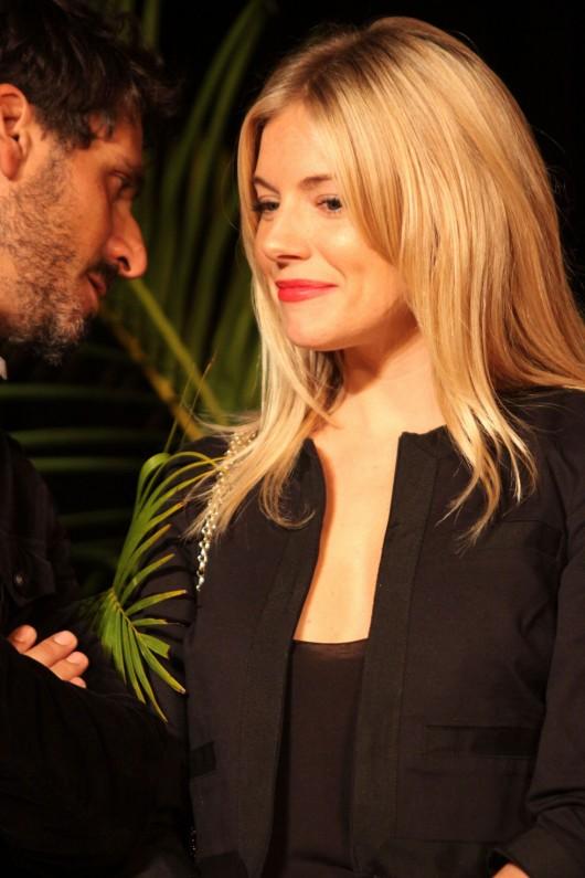 Sienna Miller – 21st British Film Festival of Dinard