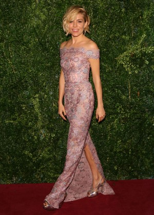 Sienna Miller - 60th London Evening Standard Theatre Awards in London
