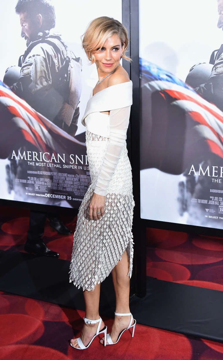 Sienna Miller: American Sniper NY Premiere -08 | GotCeleb