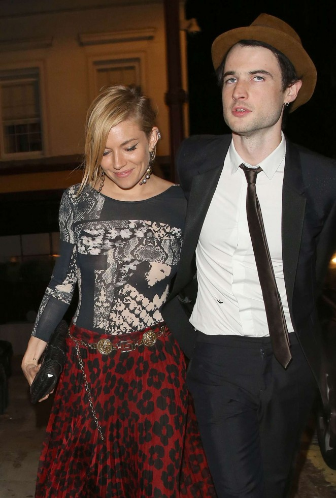 Sienna Miller: AnOther Magazines Party -02