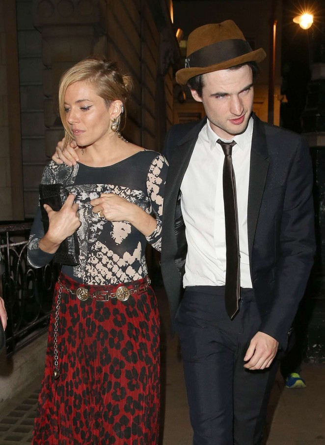 Sienna Miller: AnOther Magazines Party -05