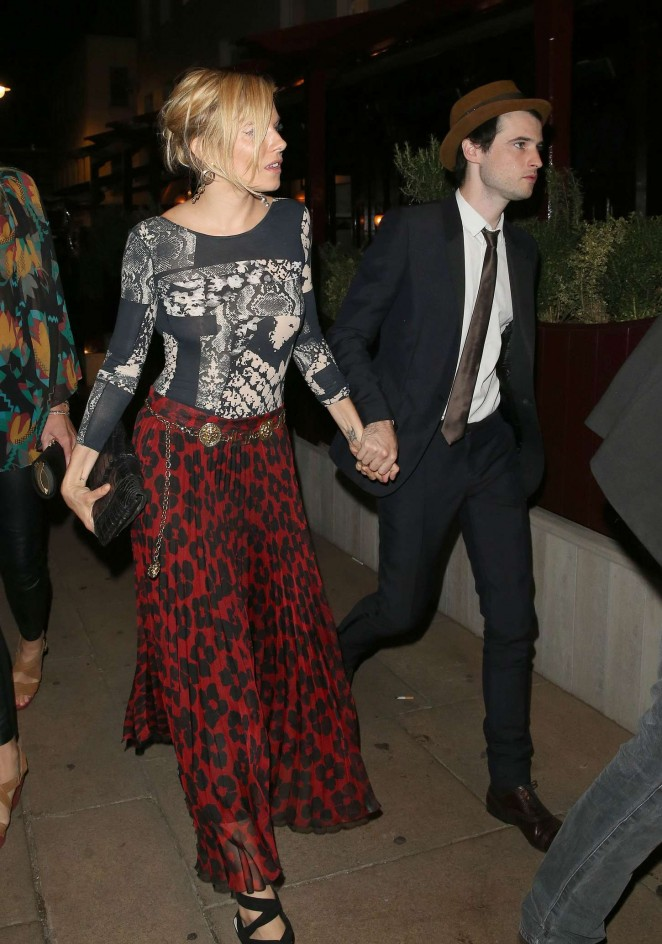 Sienna Miller: AnOther Magazines Party -12