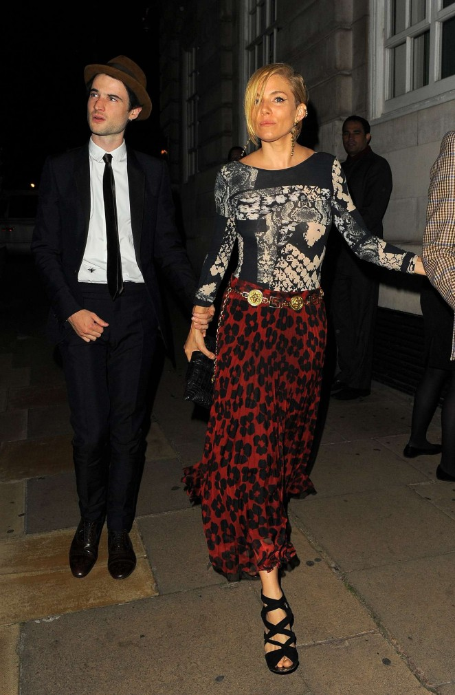 Sienna Miller: AnOther Magazines Party -27