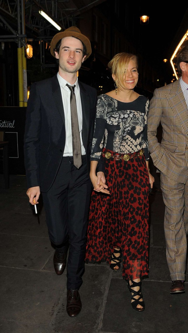 Sienna Miller: AnOther Magazines Party -29