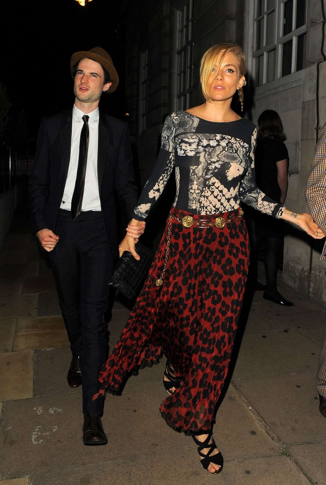 Sienna Miller: AnOther Magazines Party -30