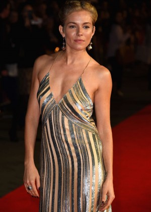 "Sienna Miller - ""Foxcatcher"" Premiere in London"