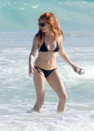 Sienna Miller bikini photos: 2014 in Mexico -03