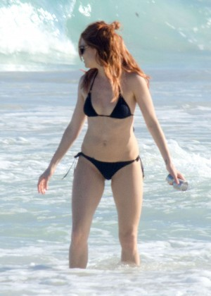 Sienna Miller bikini photos: 2014 in Mexico -06