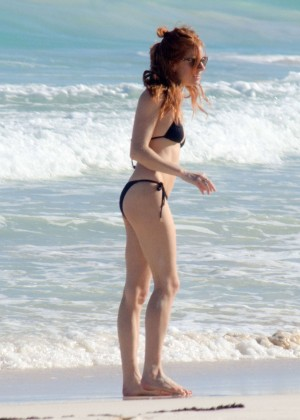 Sienna Miller bikini photos: 2014 in Mexico -08