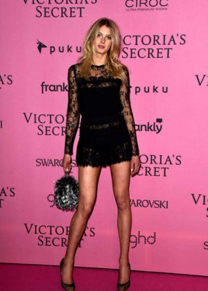 Sigrid Agren - Victoria's Secret Fashion Show After Party in London