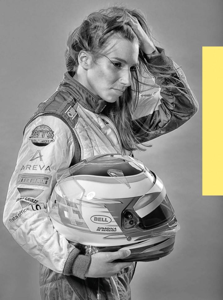 Simona de Silvestro - F1 Racing Magazine (September 2014)