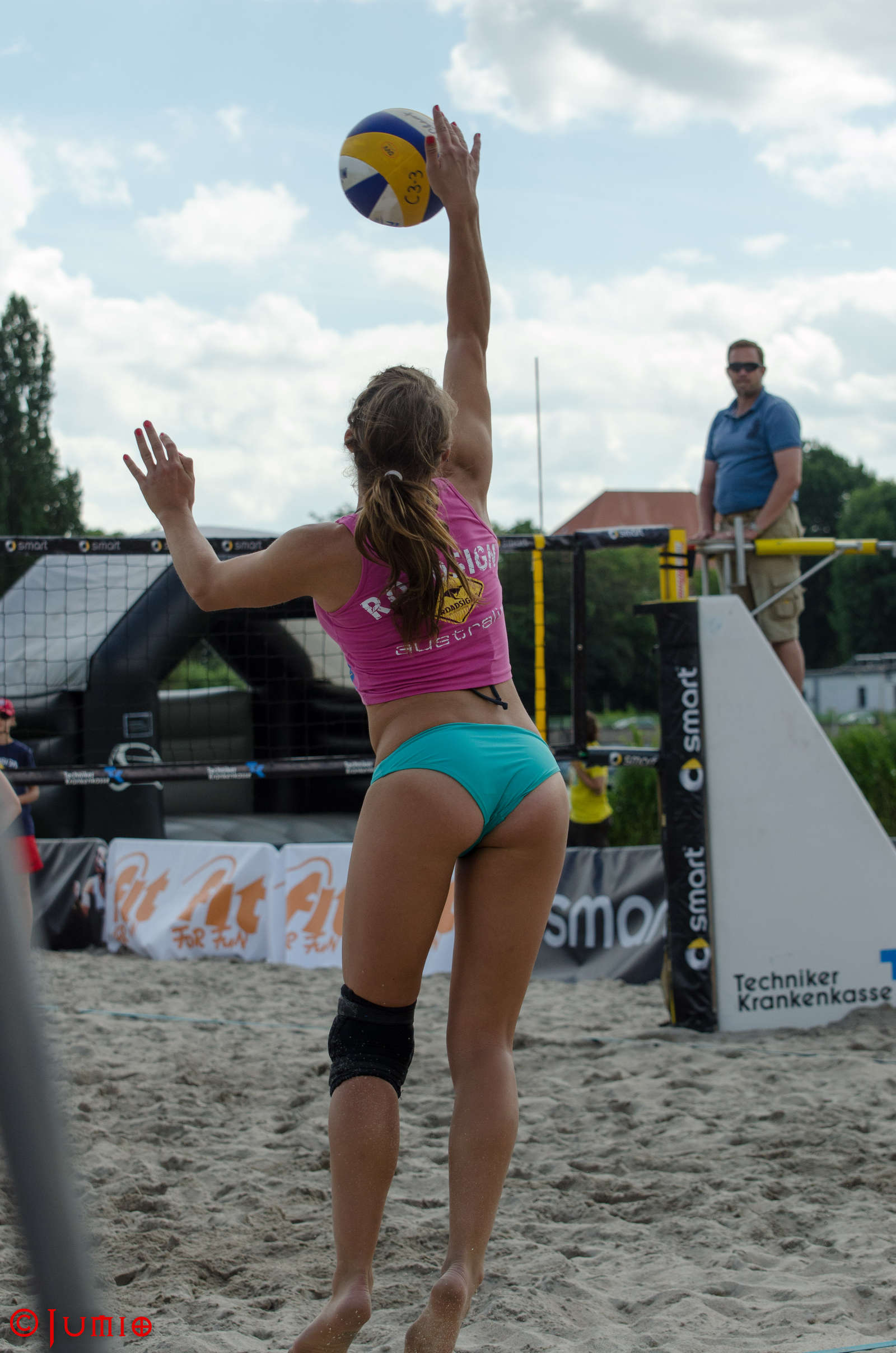 Smart Beach Tour 2012 - Vlec vs Friedrich - Heidelberg