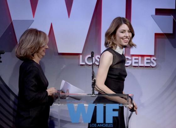 Sofia Coppola – Women In Film Crystal Lucy Awards 2013 -11