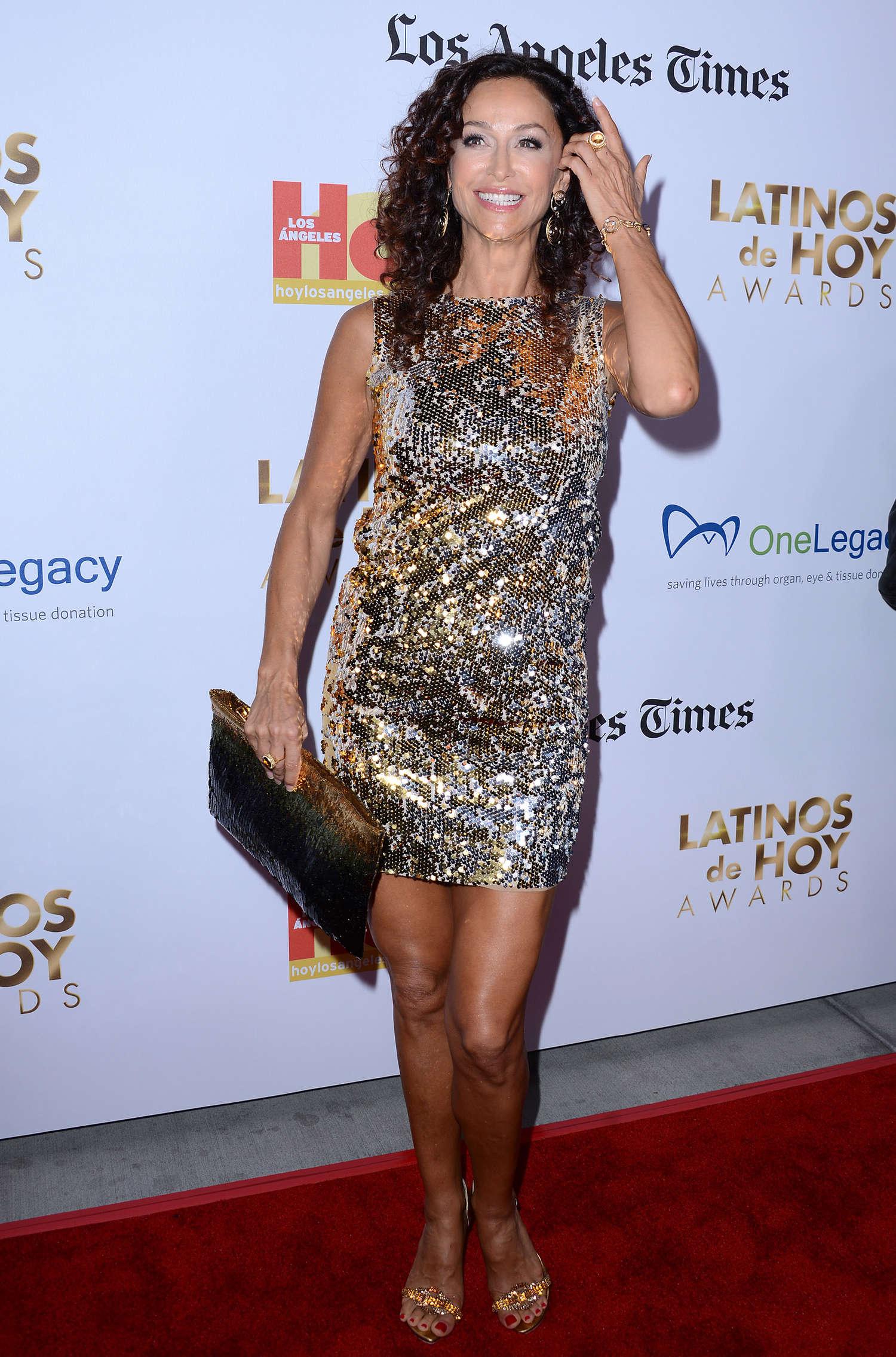 Sofia Milos 2013 : Sofia Milos: Latinos de Hoy Awards 2013 -04
