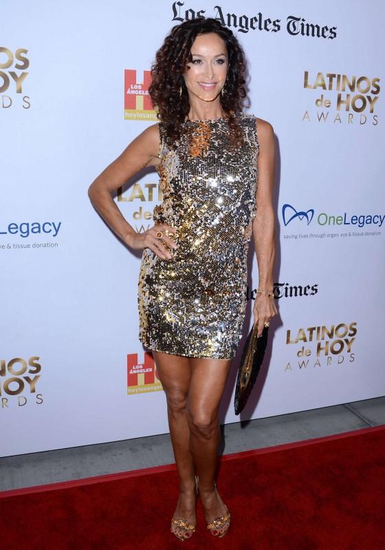 Sofia Milos: Latinos de Hoy Awards 2013 -09