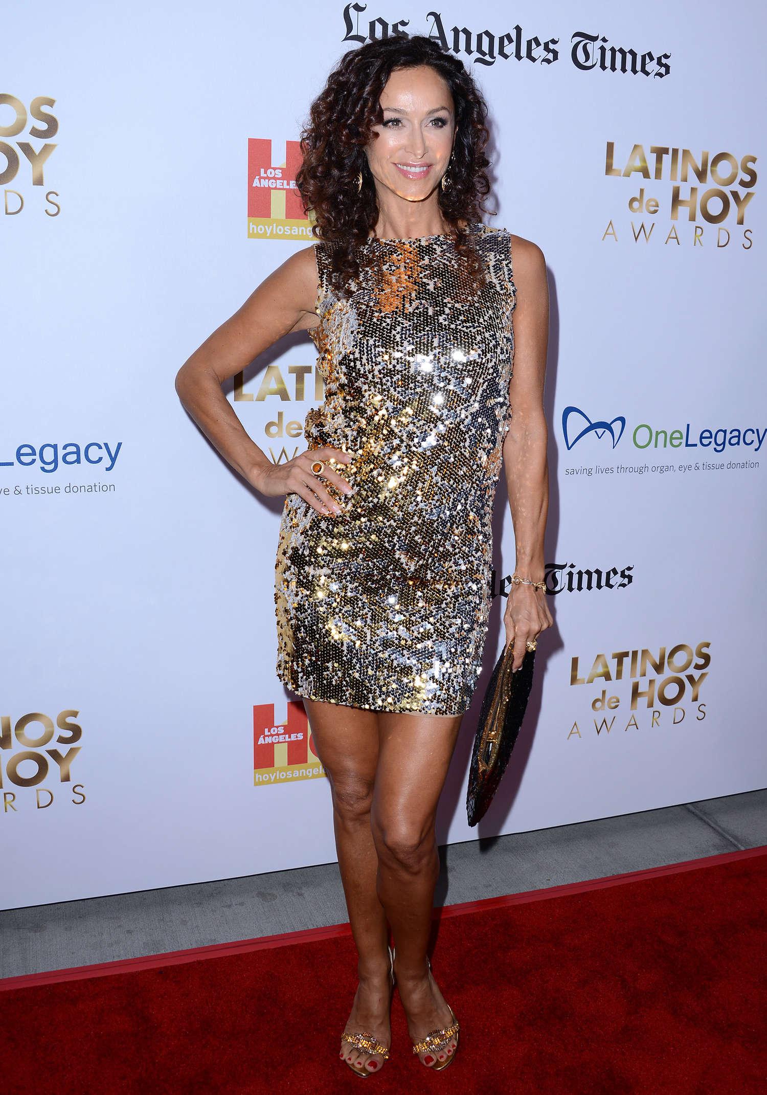 Sofia Milos 2013 : Sofia Milos: Latinos de Hoy Awards 2013 -09