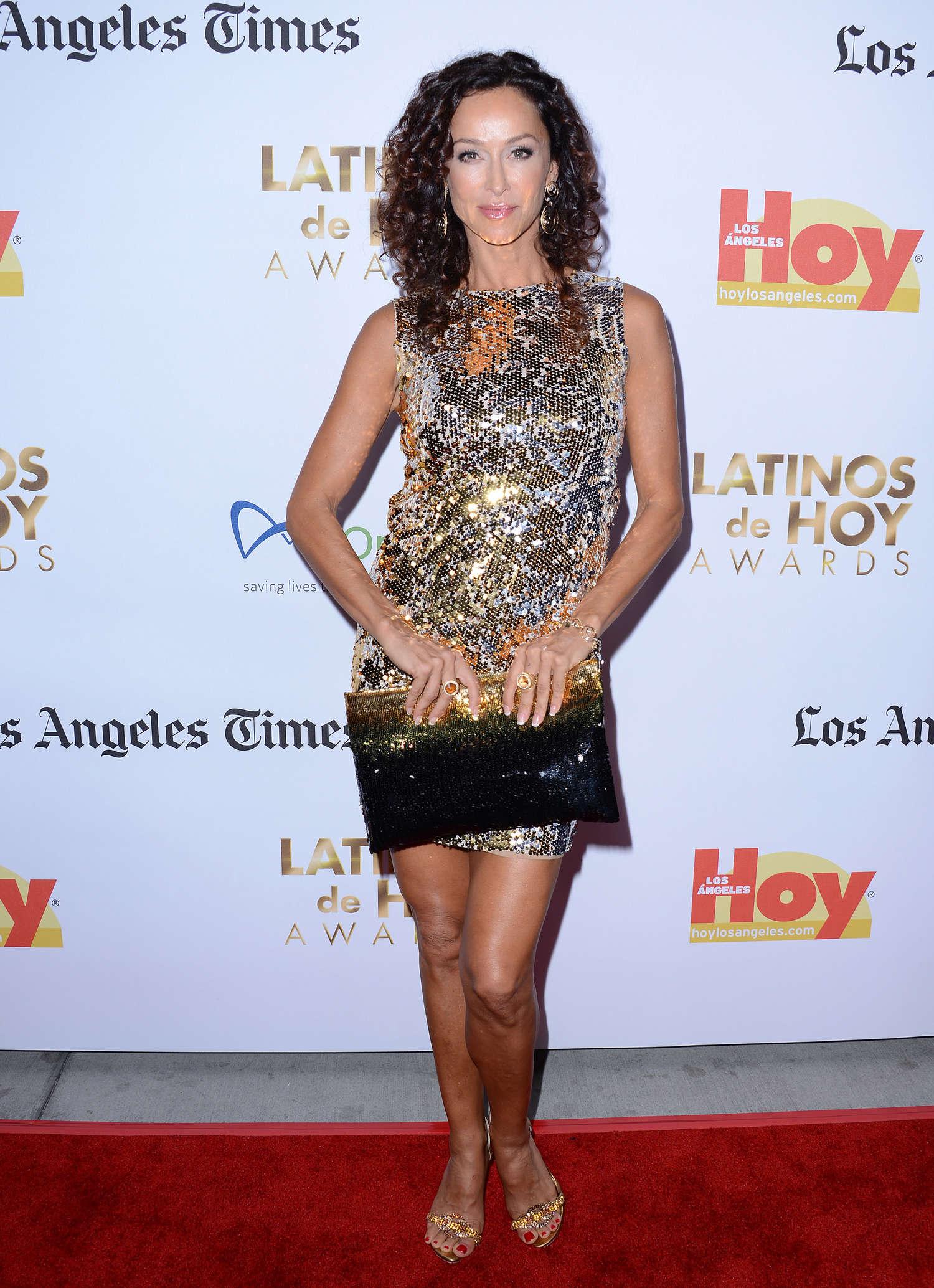 Sofia Milos 2013 : Sofia Milos: Latinos de Hoy Awards 2013 -12