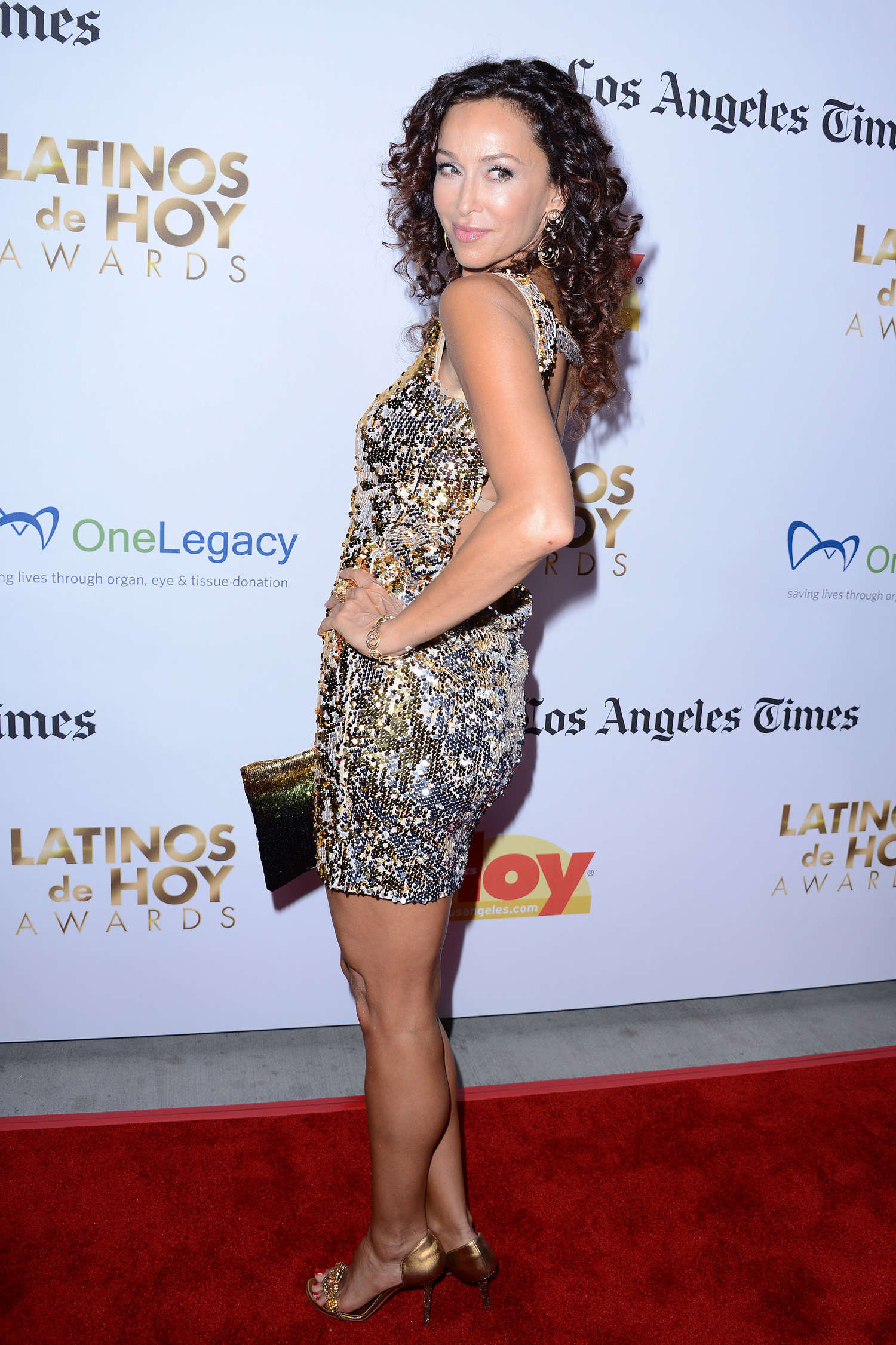 Sofia Milos 2013 : Sofia Milos: Latinos de Hoy Awards 2013 -13