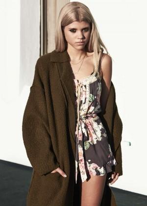 Sofia Richie - Flaunt Magazine (September 2014)
