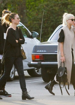 Sofia Richie - Shoping at Fred Segal -04