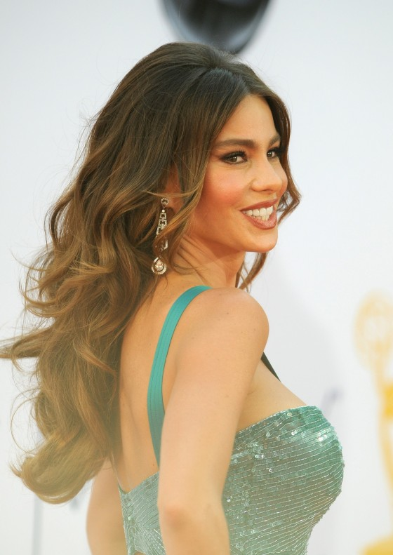 Sofia Vergara – 2012 Emmy Awards-13