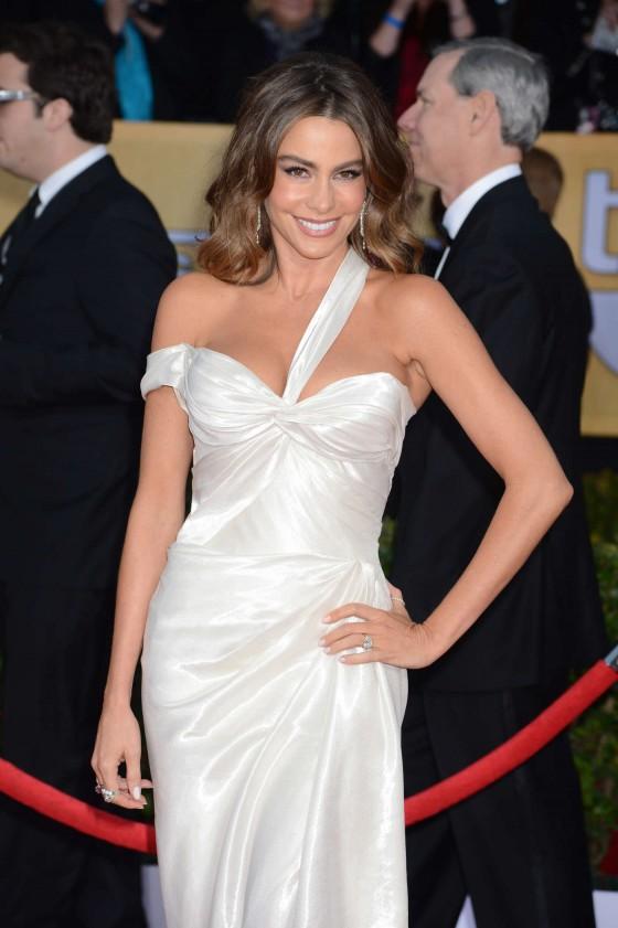 Sofia Vergara at 19th Annual Screen Actors Guild Awards