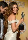 Sofia Vergara at Screen Actors Guild Awards 2013 -05