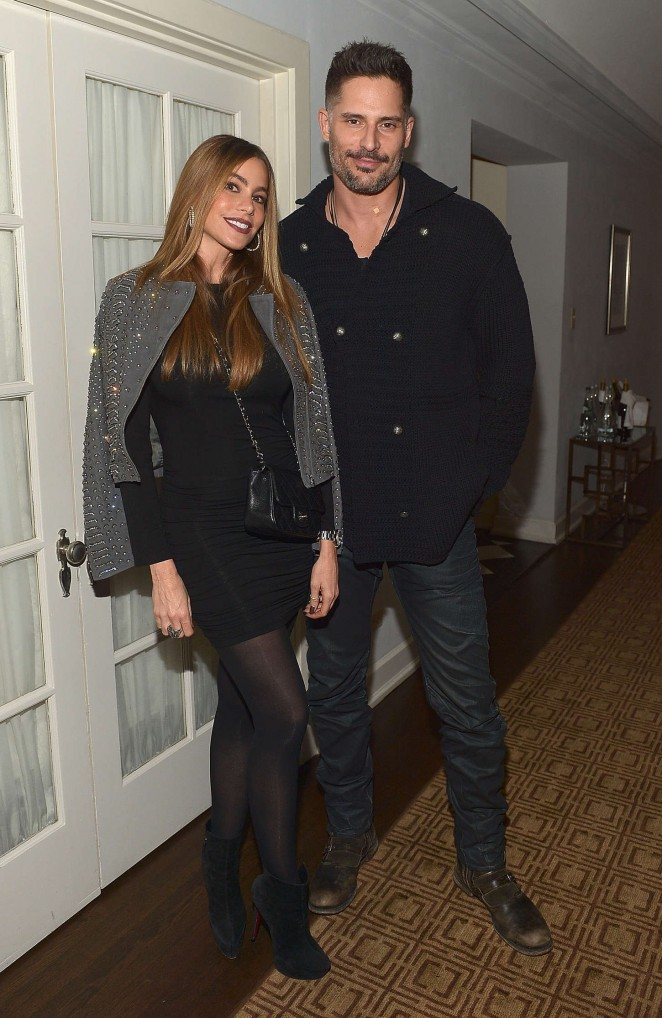 Sofia Vergara: 2014 GQ Men Of The Year Party -03