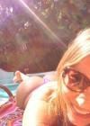 Sofia Vergara - Bikini by the pool -05