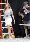 Sofia Vergara on the set of Heat in New Orleans -30