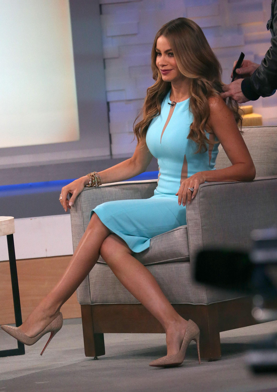 Sofia Vergara Good Morning America Gotceleb