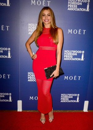 Sofia Vergara - The HFPA Grants Banquet in Beverly Hills