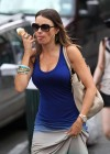 Sofia Vergara - Licking ice cream in New York-07