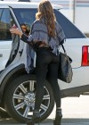 Sofia Vergara at Modern Family Set in Los Angeles-01