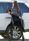 Sofia Vergara at Modern Family Set in Los Angeles-05