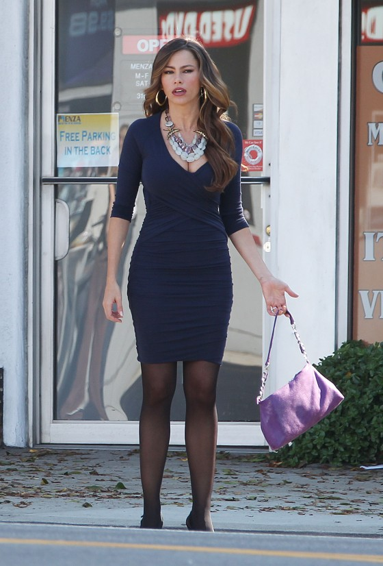 Image Modern Family Sofia Vergara Tight Dress Download