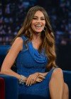 SOFIA VERGARA -  Late Night With Jimmy Fallon-10