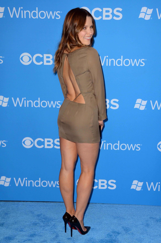 Sophia Bush Mini Dress