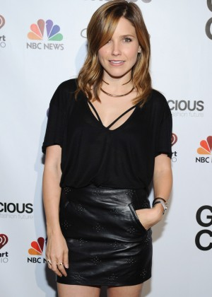 Sophia Bush - 2014 Global Citizen Festival VIP Lounge in NYC