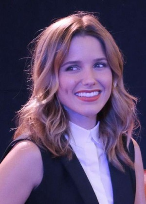 Sophia Bush - One Tree Hill Convention in Paris