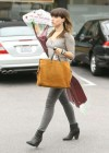 Sophia Bush In Tight Pants at the dry cleaners in West Hollywood-07