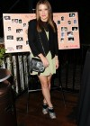 Sophia Bush legs at New Garde Los Angeles event