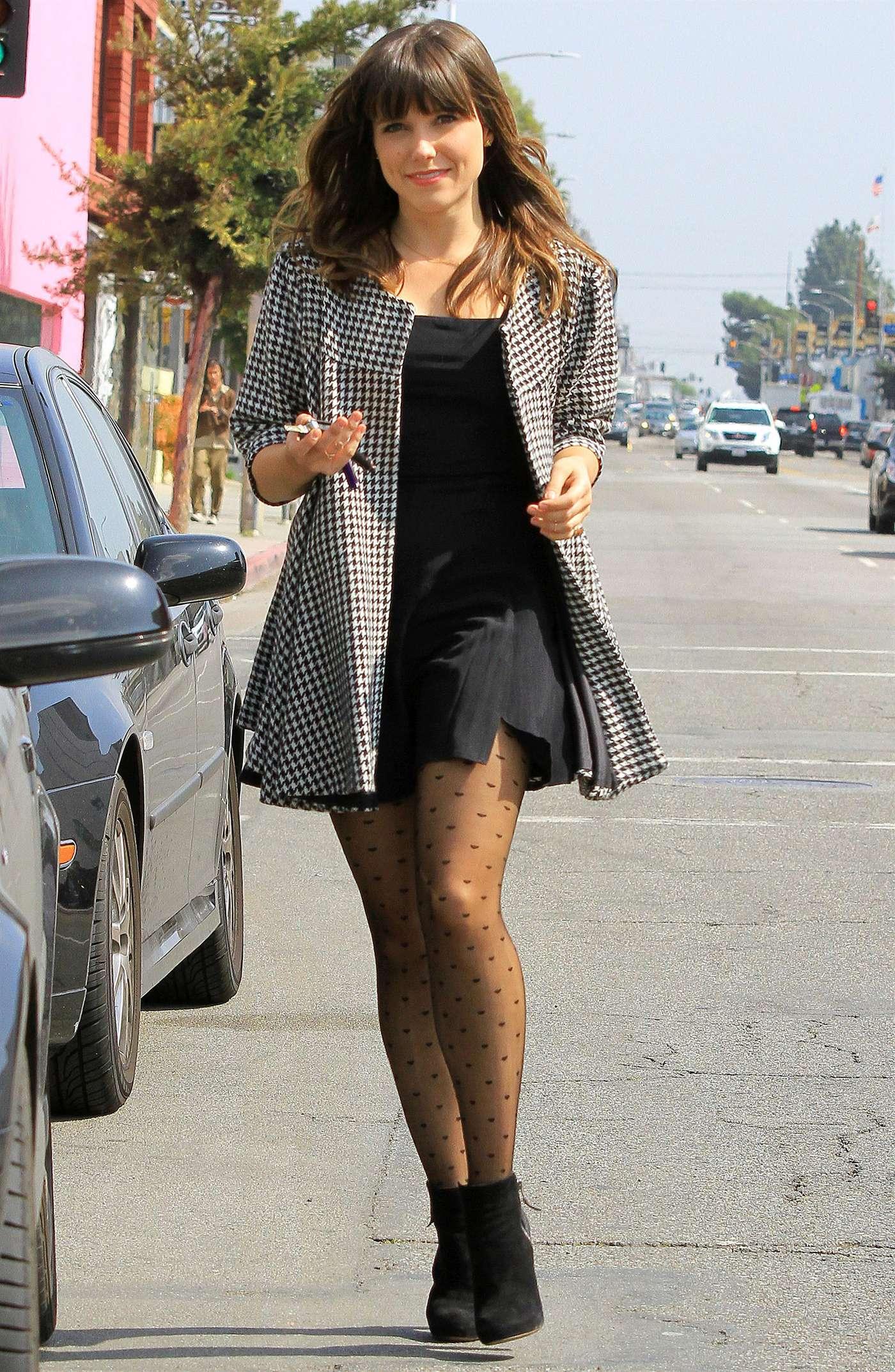 Sophia Bush in Short D...