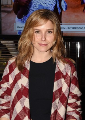 Sophia Bush - World AIDS Day in NYC