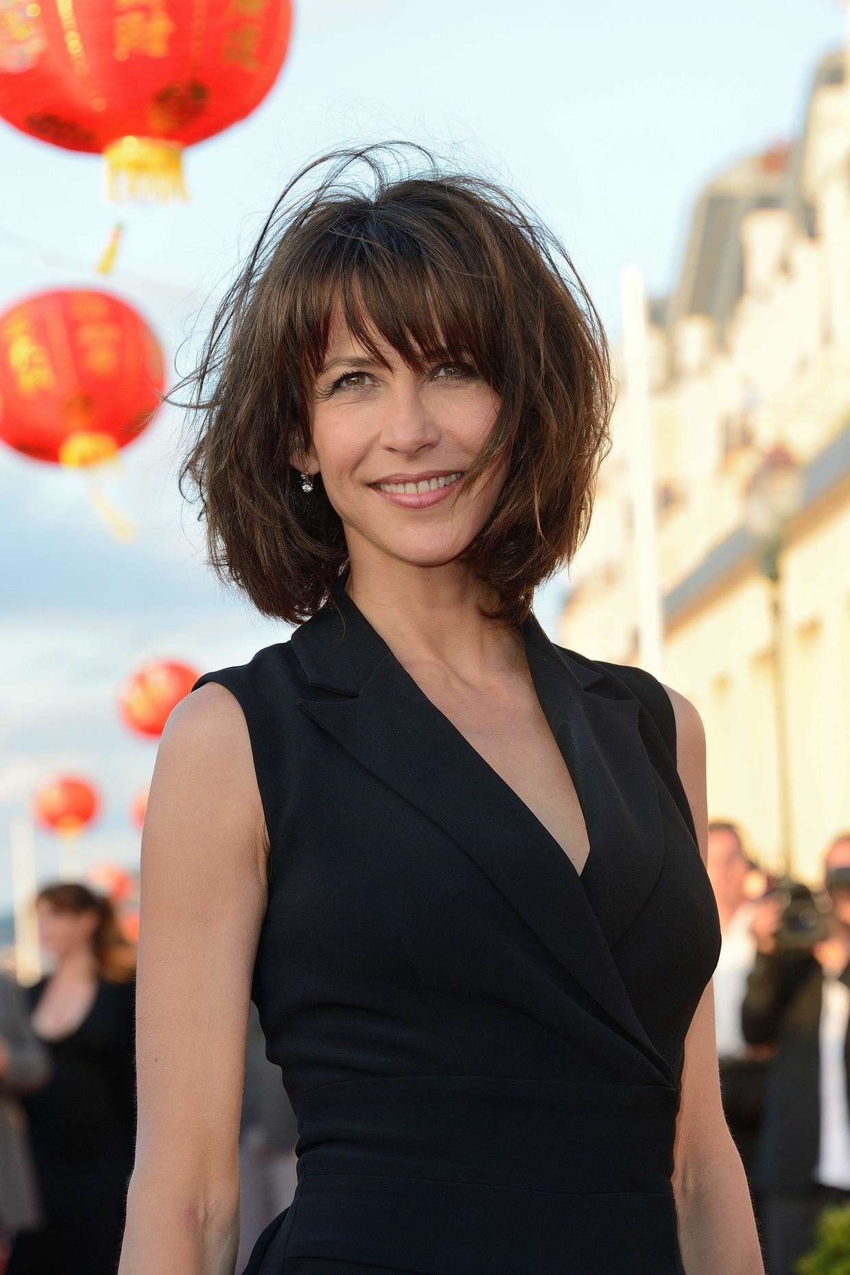 Back to post sophie marceau cabourg film festival in france