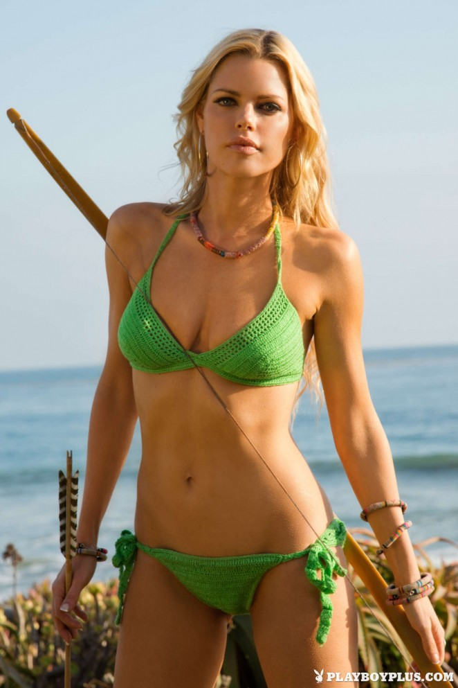 Sophie Monk – Playboy Photoshoot
