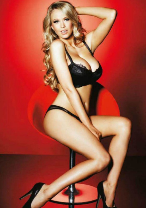 Sophie Reade for Nuts Magazine 2013