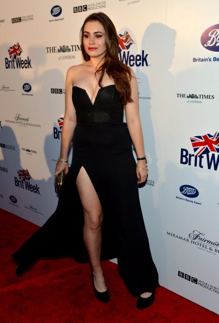 Sophie Simmons: BritWeek 2014 -06