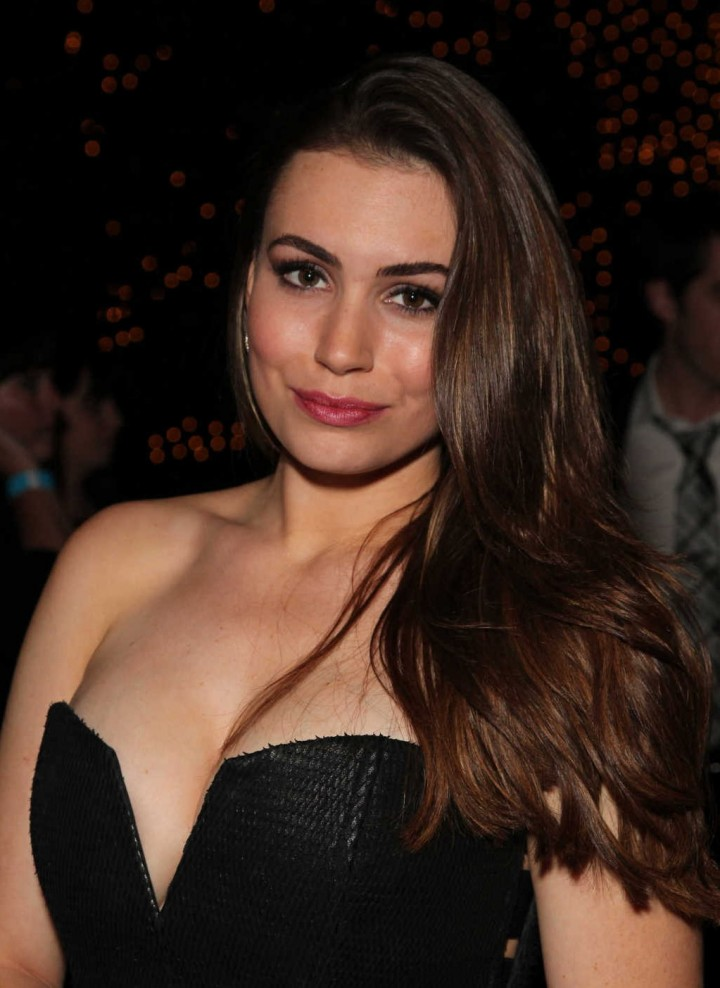 Sophie Simmons: BritWeek 2014 -08